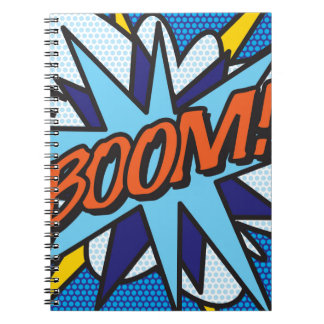 Comic Book Pop Art BOOM!