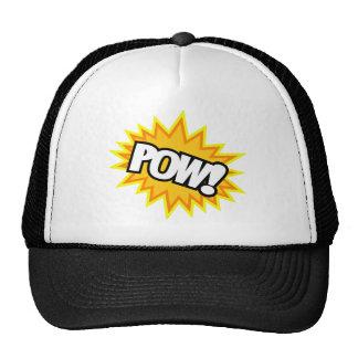 Comic Book Pow! Burst Cap