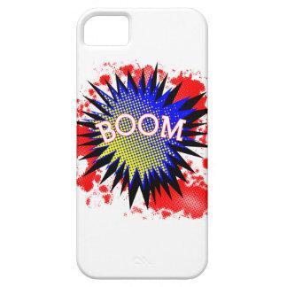 Comic Boom iPhone 5 Case