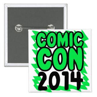 Comic Con 2014 Button