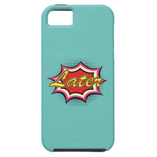 Comic Girl iPhone 5 Case