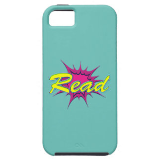 Comic Girl iPhone 5 Cases