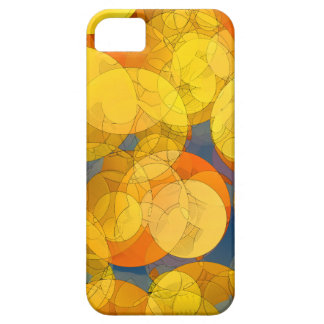 COMIC GOLDEN BUBBLES iPhone 5 Case-Mate Case