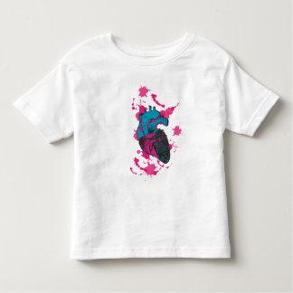 Comic heart toddler T-Shirt