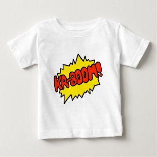 Comic 'Ka-Boom!' T Shirts