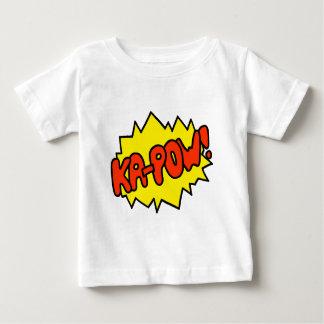 Comic 'Ka-Pow!' Baby T-Shirt