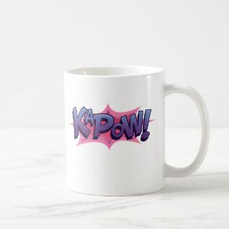 Comic KaPow! Coffee Mug
