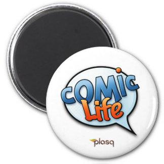 Comic Life Magnet
