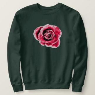 Comic Rose Sweatshirt