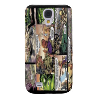 COMIC SCRIPT iPHONE 3G/3GS CASE Samsung Galaxy S4 Cases