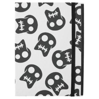 "Comic Skull black pattern iPad Pro 12.9"" Case"