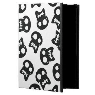 Comic Skull black pattern Powis iPad Air 2 Case