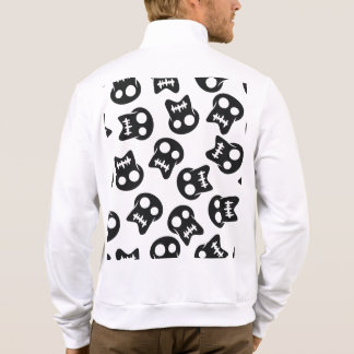 Comic Skull colorful pattern Jacket