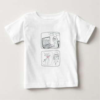 Comic Strip - Account Doctor Baby T-Shirt