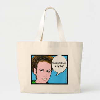 Comic Strip Male Indiexhibit Bag