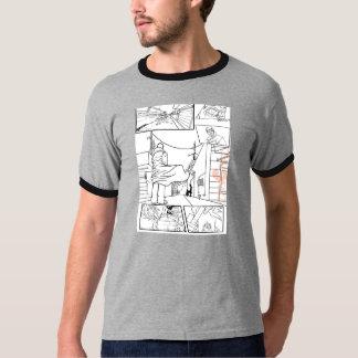 Comic strip T-Shirt