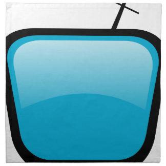 Comic TV Napkin