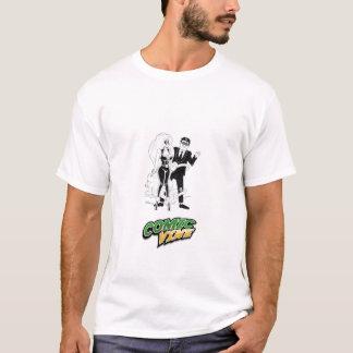 Comic Vine & G-Man - Customized T-Shirt