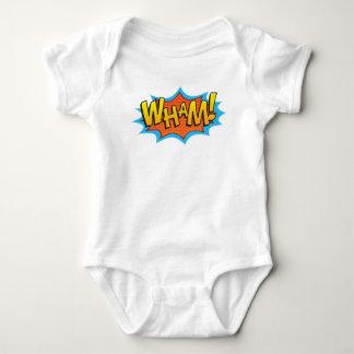 Comic Wham! Baby Bodysuit