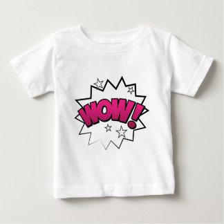 Comic WOW Baby T-Shirt