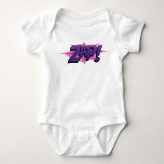 Comic Zap! Baby Bodysuit