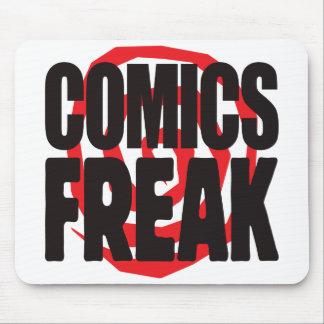 Comics Freak Mousemat