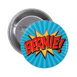 Comics Geeks 4 Bernie 6 Cm Round Badge