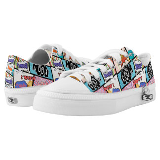 Comics Original Design Low Tops
