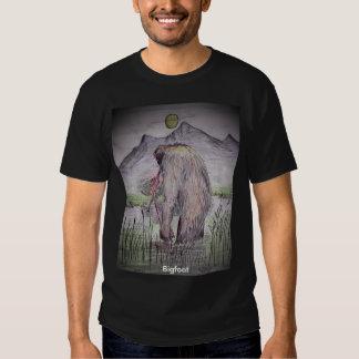 comiendo, Bigfoot Shirts