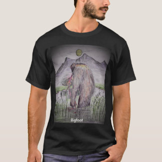 comiendo, Bigfoot T-Shirt