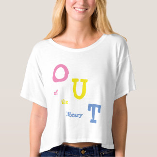 Coming Out off has Pansexual Bookworm T-Shirt