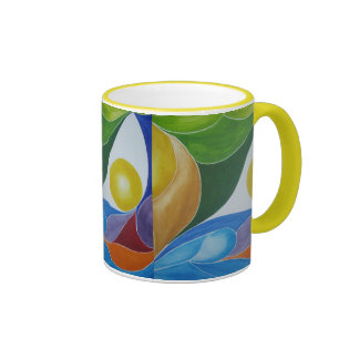 Coming Together Ringer Mug