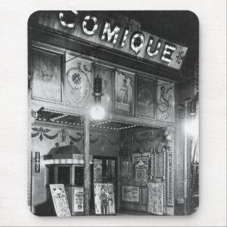 Comique Theatre Mousepad