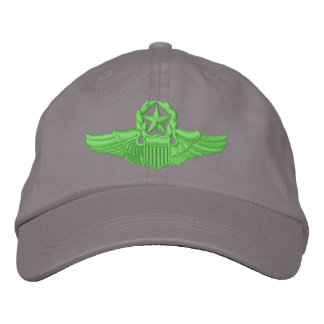 Command Pilot Embroidered Hats