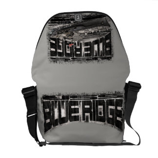 Command ship Blue Ridge Rickshaw Messenger Bag