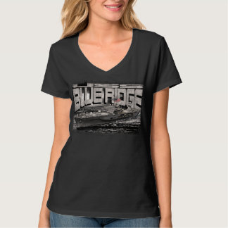 Command ship Blue Ridge T-Shirt