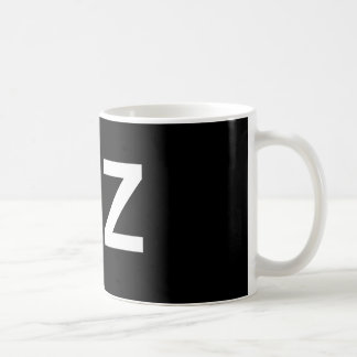 command Z Basic White Mug