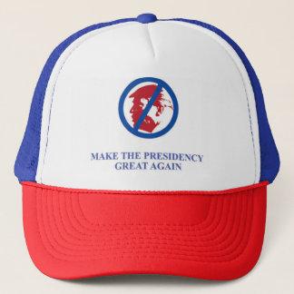 Commander Combover Trucker Hat