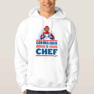 Commander in Chef Hoodie