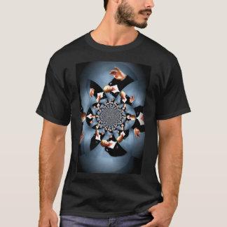 Commander in Chief Kaleidoscope Vertical T-Shirt