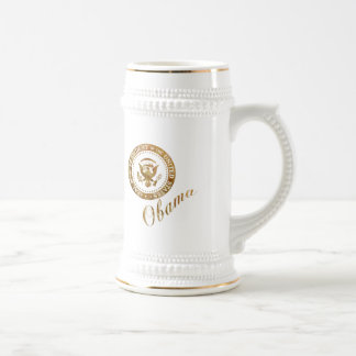 Commander in Chief, President Barack Obama Coffee Mugs