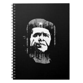 Commander Obama Notebook