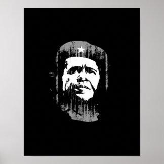 Commander Obama Posters