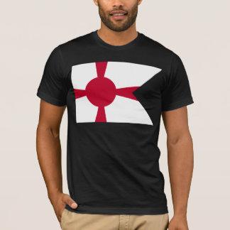 Commander Of Imperial Japanese Navy, Japan flag T-Shirt