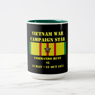 Commando Hunt VI Campaign Coffee Mug