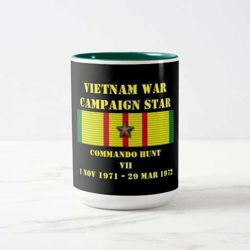 Commando Hunt VII Campaign Coffee Mug