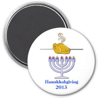 Commemorative Hanukkahgiving Magnet