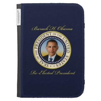 Commemorative President Barack Obama Re-Election Kindle Folio Cases