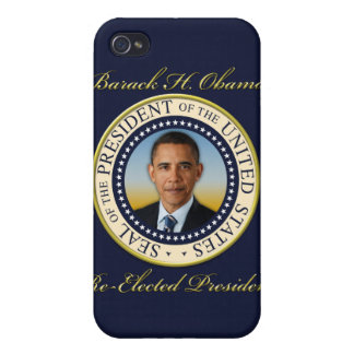 Commemorative President Barack Obama Re-Election iPhone 4/4S Case