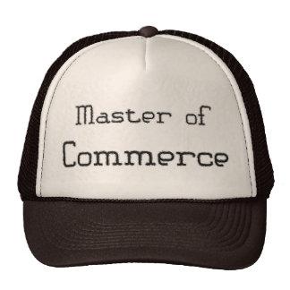 Commerce Cap
